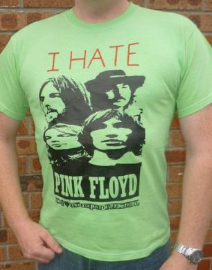 c860e81478e Sex Pistols Experience Store - I hate pink floyd t-shirt (Powered by ...